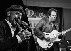 Tad ROBINSON & The Dave SPECTER Band