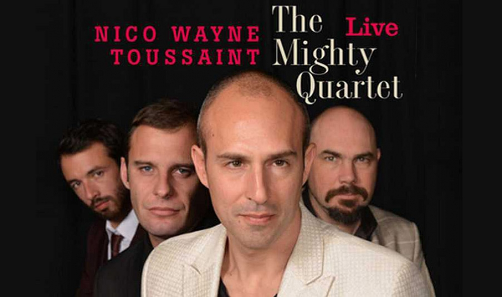 Nico Wayne Toussaint – The Mighty Quartet
